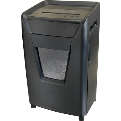 24-Sheet Professional Series Cross-Cut Shredder with V-Track Blades