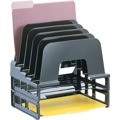 Officemate® Desktop Sorters, Incline, 2 Letter Trays