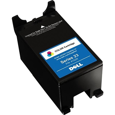 Dell Series 23 Color Ink Cartridge (X752N), High Yield