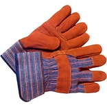 Lrg Split Cowhide Leather Palm Gloves