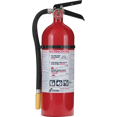 ProLine™ Multi-Purpose Dry Chemical Fire Extinguishers, 195 psi