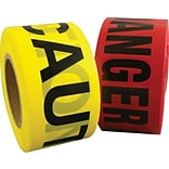 Berry Plastics™ Yellow Safety Tape