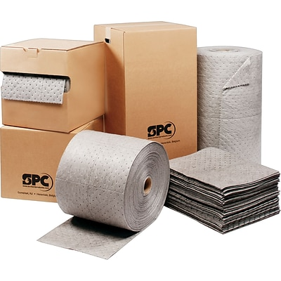 SPC® MRO Plus™ Sorbents, Roll, 15 x 150, 24 gal, Three Ply