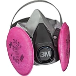 3M P100 Half Facepiece Respirator Assembly