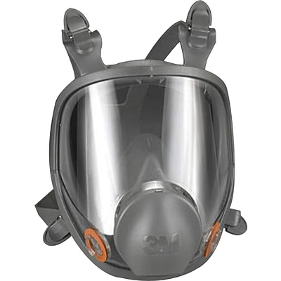 3M™ Full Facepiece Respirator, Reusable With Adjustable Straps, 6900 Series, Large