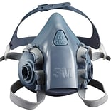 3M™ Reusable Half Facepiece Respirator; 7500 Series, Small