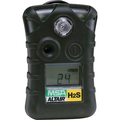 Altair® Single-Gas Detector, Hydrogen Sulfide