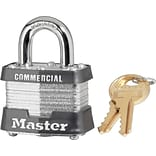 Master Lock® 3/4 Safety Tumbler Padlock