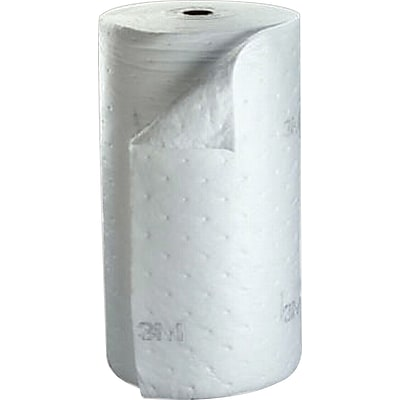 3M™ Petroleum Sorbent Roll HP-100, Environmental Safety Roll, 38x144, 73 gal