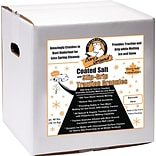 Bare Ground Pet-Friendly Coated Salt/Traction Granules Ice Melt, 40 lbs./Box (CSSLGP-40)