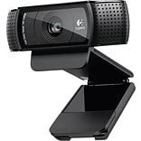 Logitech C920 Pro Computer Webcam With Dual...
