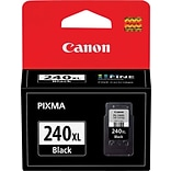 Canon PG-240XL Black Ink Cartridge (5206B001); High Yield