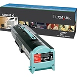 Lexmark X860/864 Black Toner Cartridge (X860H21G); High Yield