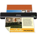 Epson® DS-30 Portable Scanner