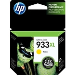 HP 933XL Yellow High-Yield Ink Cartridge (CN056AN)