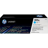 HP 305A (CE411A) Cyan Original LaserJet Toner Cartridge