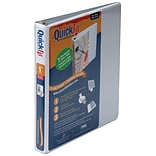 Stride® QuickFit® 1 D-Ring View Binder