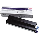 Okidata Black Toner Cartridge (43979201)