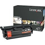 Lexmark T650H21A Black Toner Cartridge; High Yield