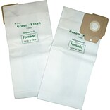 Green Klean® Replacement Vacuum Bags, For Tornado CV30, CV38 12,15, NSS Pacer 112/115, 10/pk