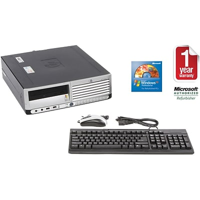 HP DC5100 P4-3.2/2048/80 Refurbished Desktop PC