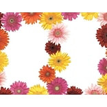 Great Papers® Gerbera Daisy 2-Up Invitations with Envelopes, 16/Pack