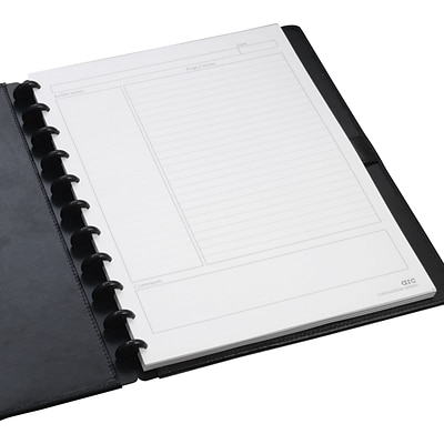 Arc System Project Planner Premium Refill Paper, White, 8-1/2 x 11