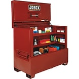 Jobox Site-Vault™ EZ-Loader® Piano On-Site Chest, 50 in (H) x 60 in (W) x 31 in (D)