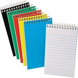 Ampad® 3x5 Narrow Rule Open Notebook