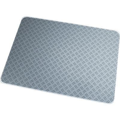 Floortex Ripple 48x36 Polycarbonate Chair Mat for Hard Floor Rectangular (229220ECRI)  sc 1 st  Quill.com & Floortex® Ripple Grey Polycarbonate Chair Mat Rectangular 36