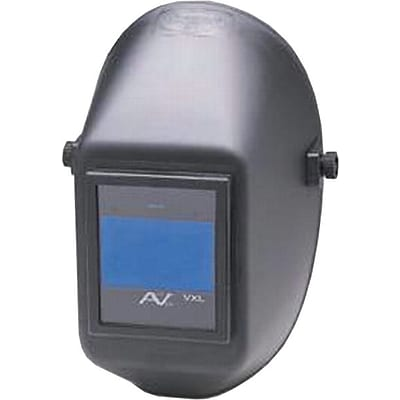 Huntsman® Welding Helmets, W10 951P Big Window Passive, Black
