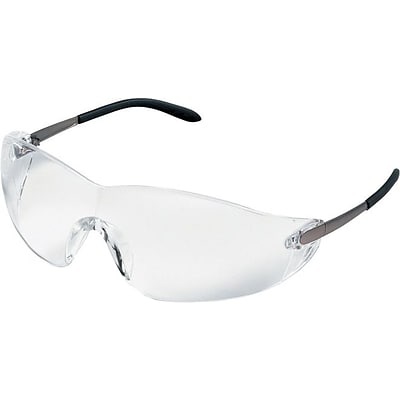 Crews Blackjack® Protective Eyewear, Foldable Temples