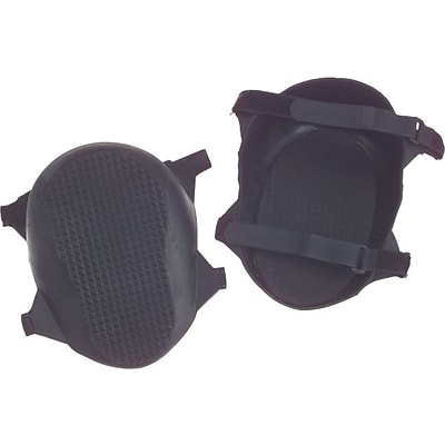 Goldblatt® Knee Pads, Rubber, Adjustable Straps, 1 1b.