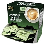 Stevia In The Raw™ Sugar Substitute, 200/Box