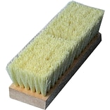 ODell® Deck Brush, Cream Polypropylene
