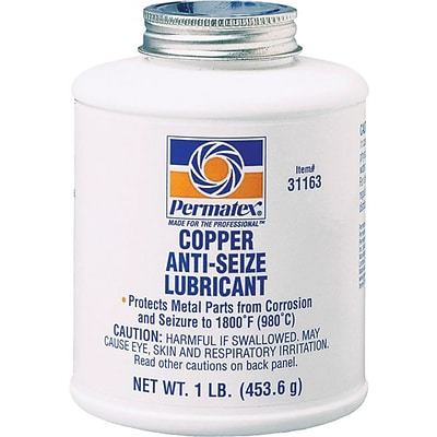Permatex® Copper Anti-Seize Lubricants, 16 oz