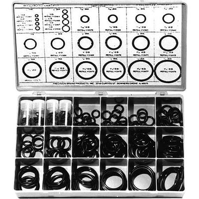 Precision Brand® O-Ring Assortments, Kit
