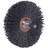 Stainless Steel Stem-Mounted Conflex Brushes