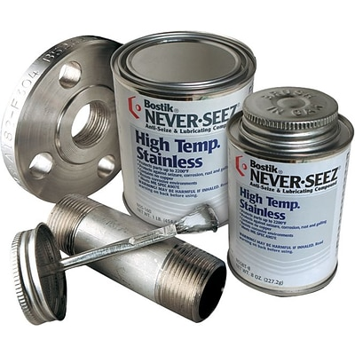 Never Seez® High Temperature Stainless Lubricating Compounds, 1 lb