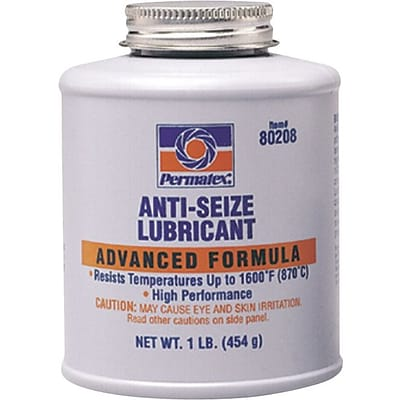 Permatex® Anti-Seize Lubricants, 16 oz, Silver