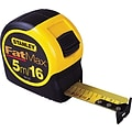 Stanley Reinforced Tape Rules w/30 Blade