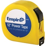Empire® Level 25 Blade Measures Tape