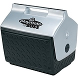 Igloo® Playmate® 14 qt Blk/Silver Coolers