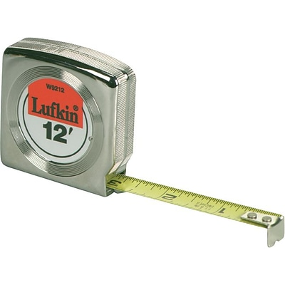 Lufkin® Mezurall® Measuring Tapes, 12ft Blade