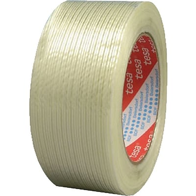 Tesa® Performance Grade Filament Strapping Tapes; 2 in X 60 yd