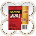 1.88x54.6Yds. Clr Moving & Storage Tape