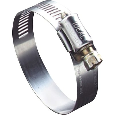 Ideal™ 57 Series Worm Drive Clamp, 2- 3 in, SS