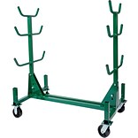 Greenlee® Mobile Conduit & Pipe Storage Rack