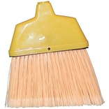 Cream Plastic Handle Large Angle Broom