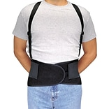 Allegro® Sml Blk Back Support Economy Belts
